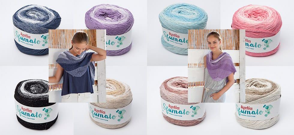 Handarbeitswaren-Cotton-Bild