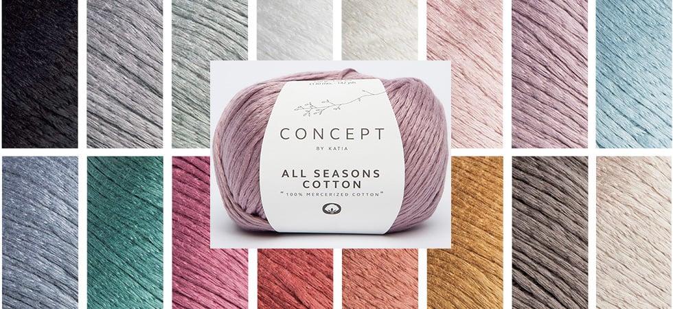 Handarbeitswaren-Cotton